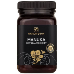 Watson & Son Pure Manuka Honey 300+ MGO 1KG