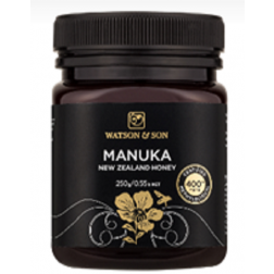 Watson & Son Pure Manuka Honey 400+ GMO 250G