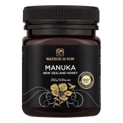 Watson & Son Manuka New Zealand Honey MGO 100+ 250G