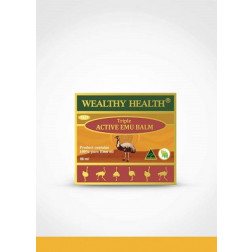 Wealthy Health Triple Active Emu Balm 50mL