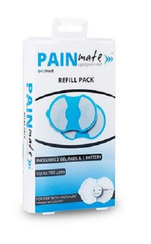 Painmate TENS Machine Refill 2 Pack