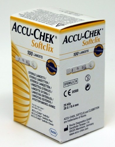 Image of Accu-Chek SoftClix 100