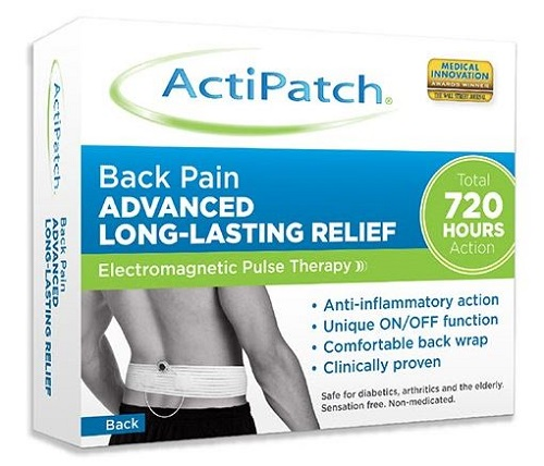 Image of ActiPatch Back Pain Advanced Long-Lasting Relief