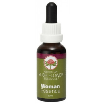 Australian Bushflower Essences Woman Drops 30mL