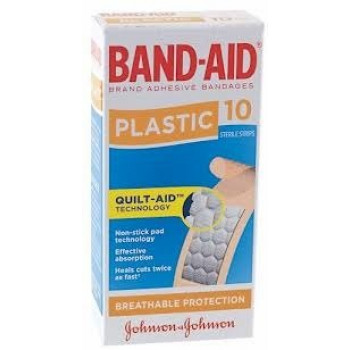 Band-Aid Plast/Strip  10