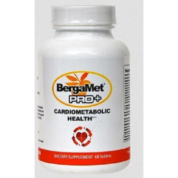 BergaMet Pro+ Cardiometabolic Health 60 Tablets