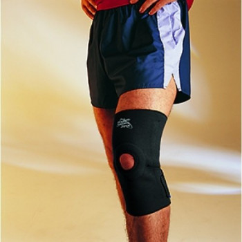 Bio Magnetic Knee Support Black
