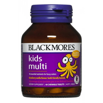 Blackmores Kids Multi x 60 Chewable tablets