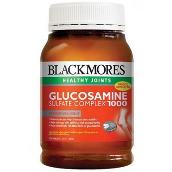 Blackmores Glucosamine Sulfate Complex 1000MG x 300 Tablets