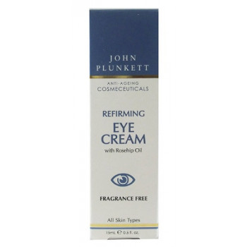 John Plunkett Refirming Eye Cream 15ml