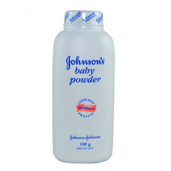 Johnson & Johnson Baby Pdr     100G