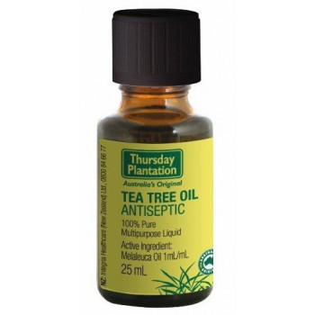 Tea Tree Pure Oil 25M Thursday Plantation