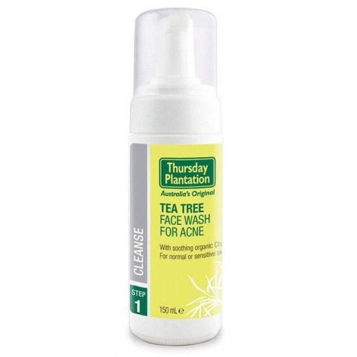 Tea tree daily face wash