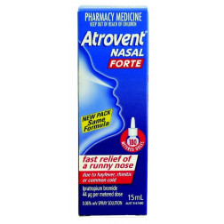 Atrovent nasal forte 15ml spry