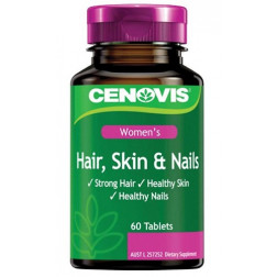 Cenovis Hair, Skin & Nails 60 Tablets