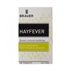Brauer Hayfever Relief Tab 60