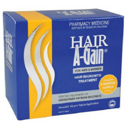 Hair AGain 5 Months Bonus Pack 60Ml x 5