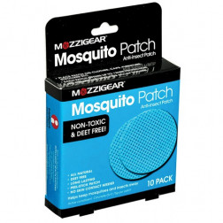 Mozzigear Mosquito Patch 10 Pack