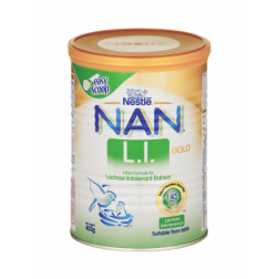 Nestle NAN L.I. Gold Infant Formula 400g