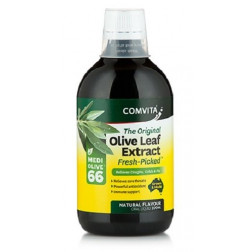 Comvita Olive Leaf Extract Natural Flavour 500ml