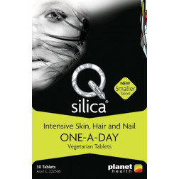 Planet Health Qsilica One-A-Day Formula 30 tablet
