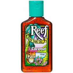 Reef CocoNut Sun Tan Oil Spf15+125M