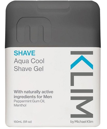 Klim Aqua Cool Shave Gel 150mL 15377